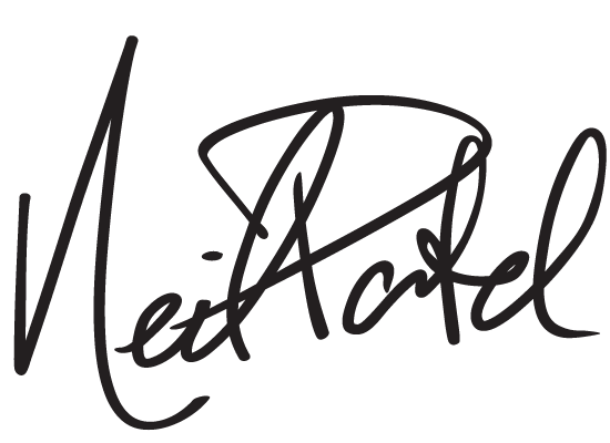 This image has an empty alt attribute; its file name is NeiPatel_Signature.png